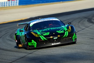 CALIFORNIA RACERS HEDLUND AND VAN OVERBEEK TO COMPETE AT LAGUNA GRAND-AM RACE IN ESM PATRÓN FERRARI