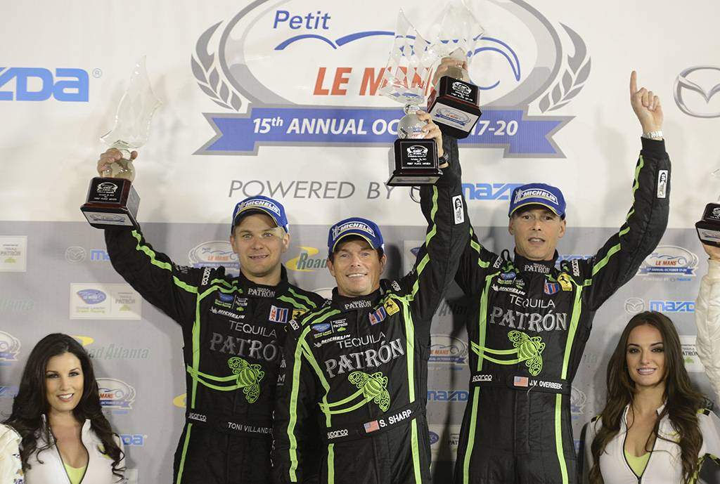 'ULTIMAT' WIN FOR ESM AT PETIT LE MANS; ESM SCORES SECOND WIN OF 2012 SEASON