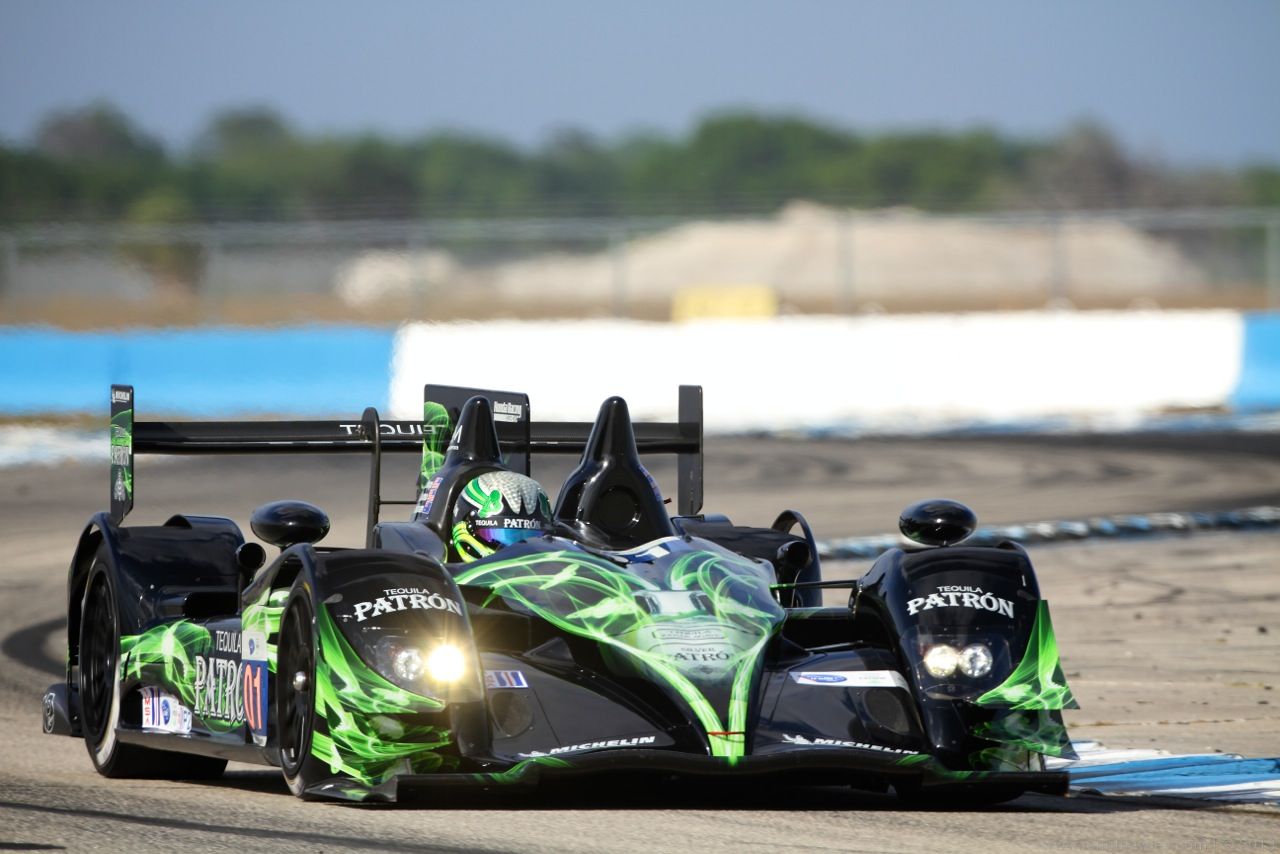 ESM Patrón Prepares for Sebring 12 Hours