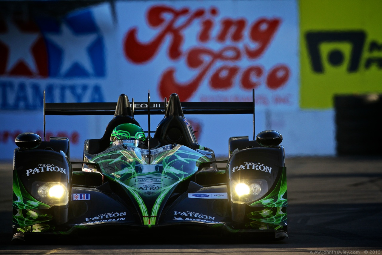 ESM PATRÓN QUALIFIES SECOND AND THIRD AT LONG BEACH