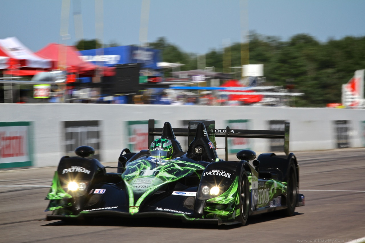 Second and Fourth Place Finishes for ESM Patrón at CTMP