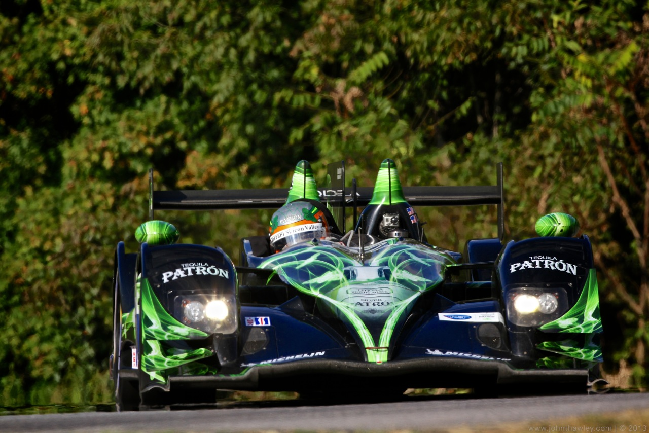 ESM Patrón Qualifies Third and Fourth at VIR