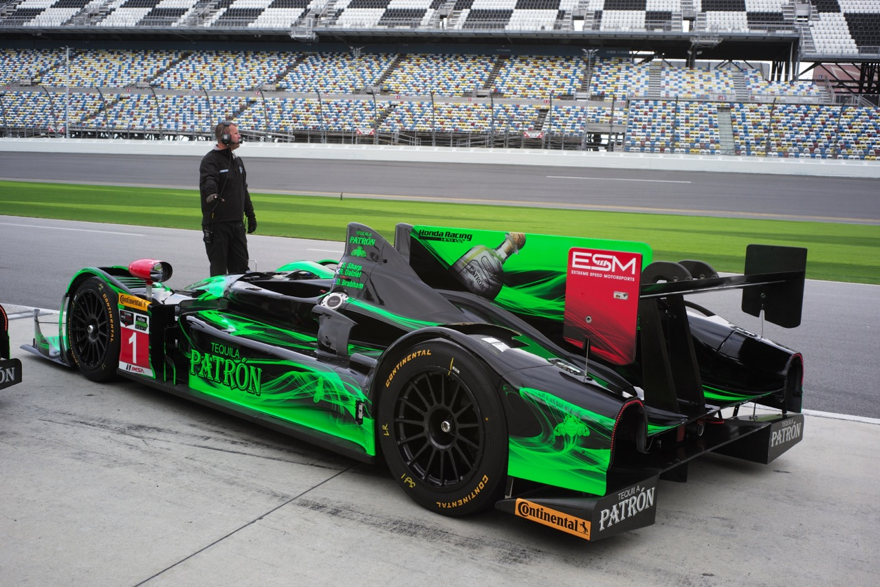 ESM Patrón Fifth Quickest in Roar Before the Rolex 24