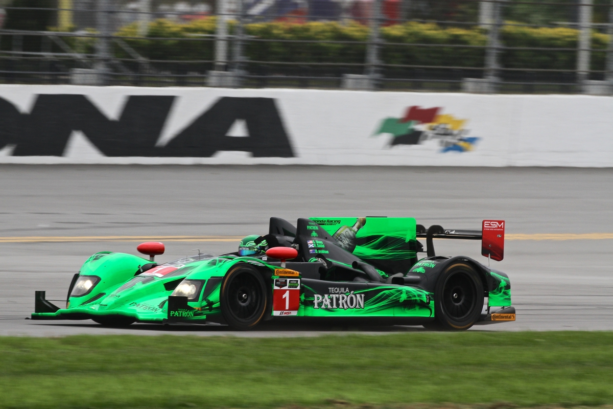 ESM PATRÓN GEARED UP FOR DAYTONA