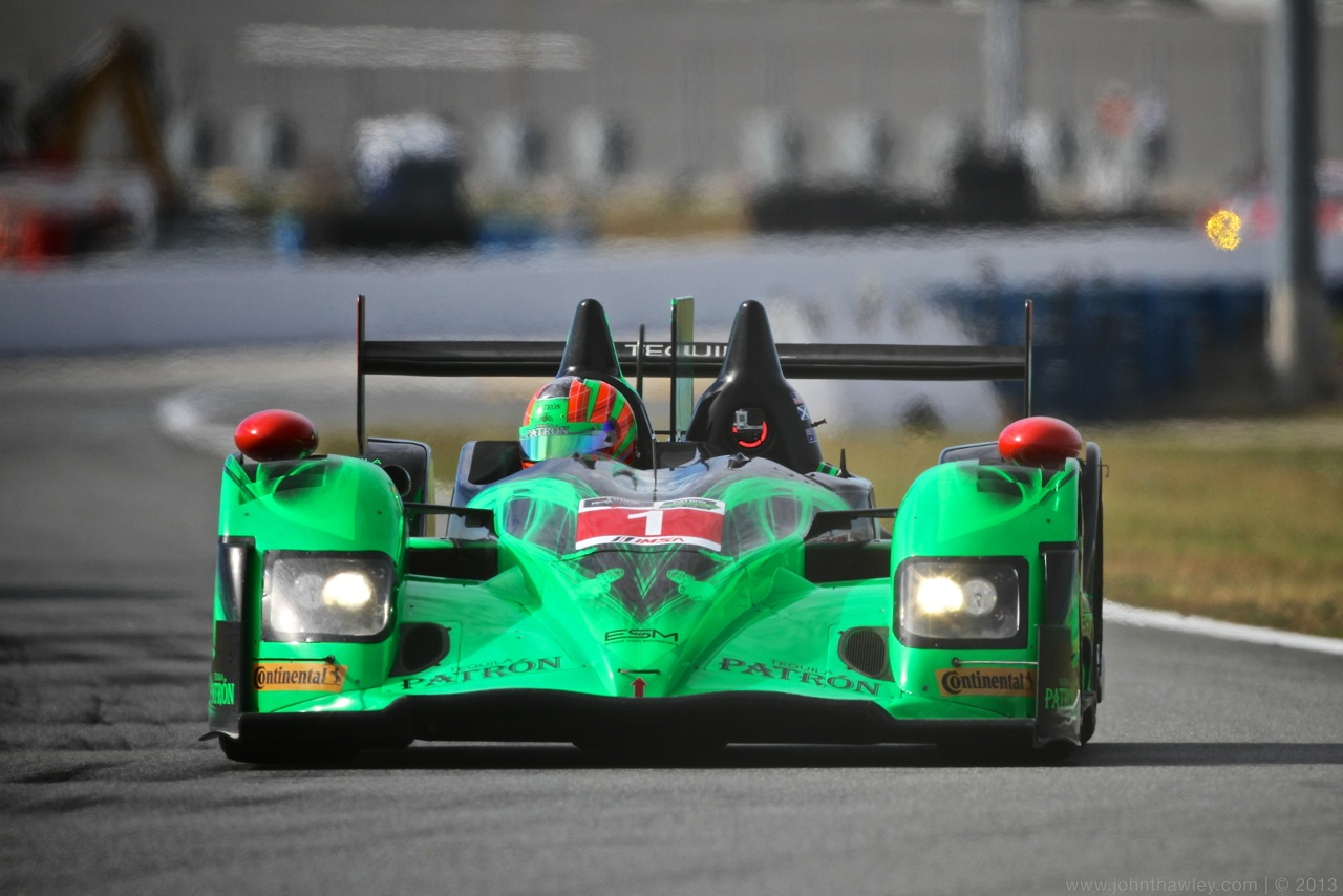 ESM Patrón Qualifies for Inaugural Race of TUDOR Championship