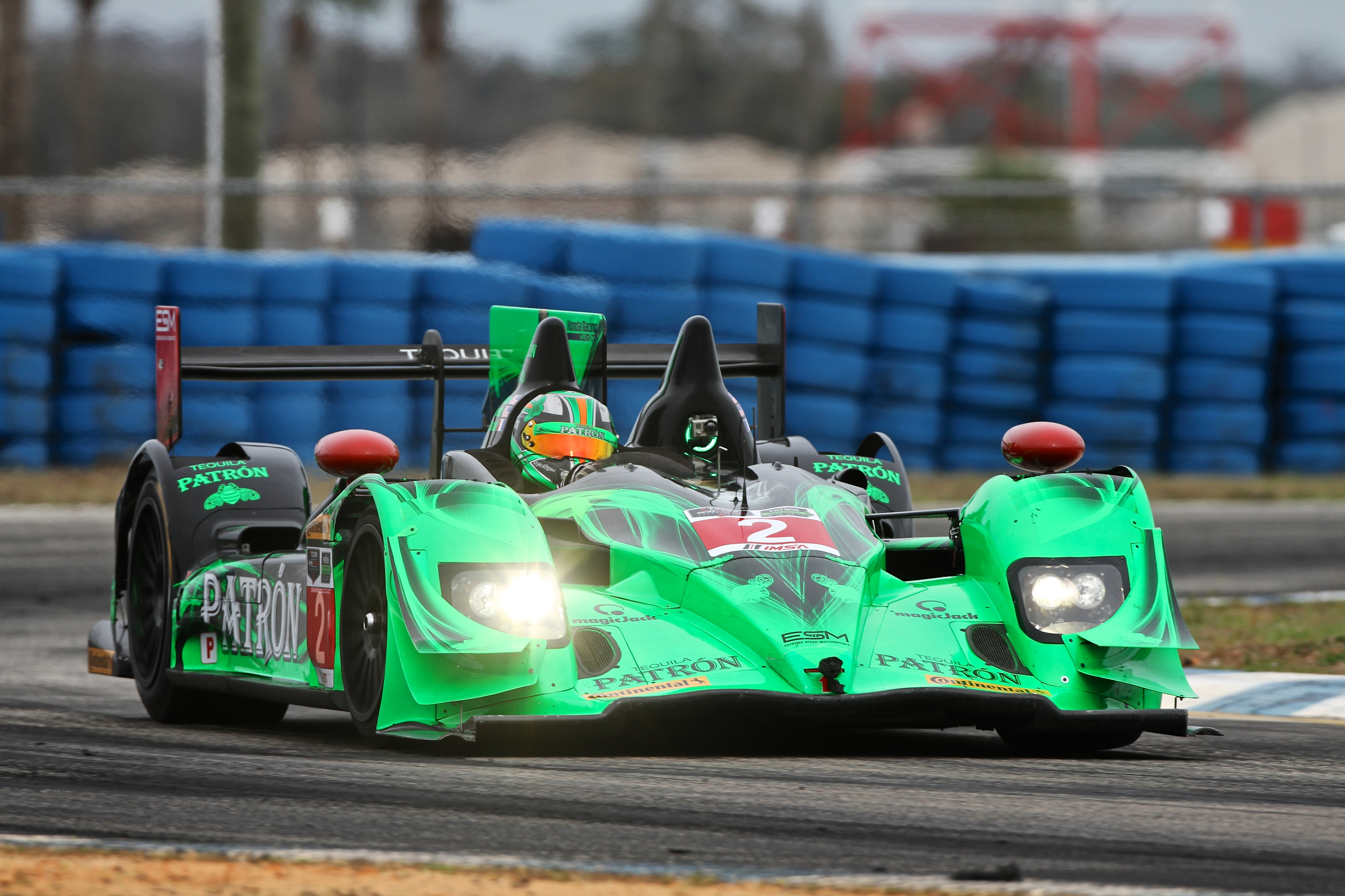 ESM Patrón Leveraging Home-Track Advantage at Sebring