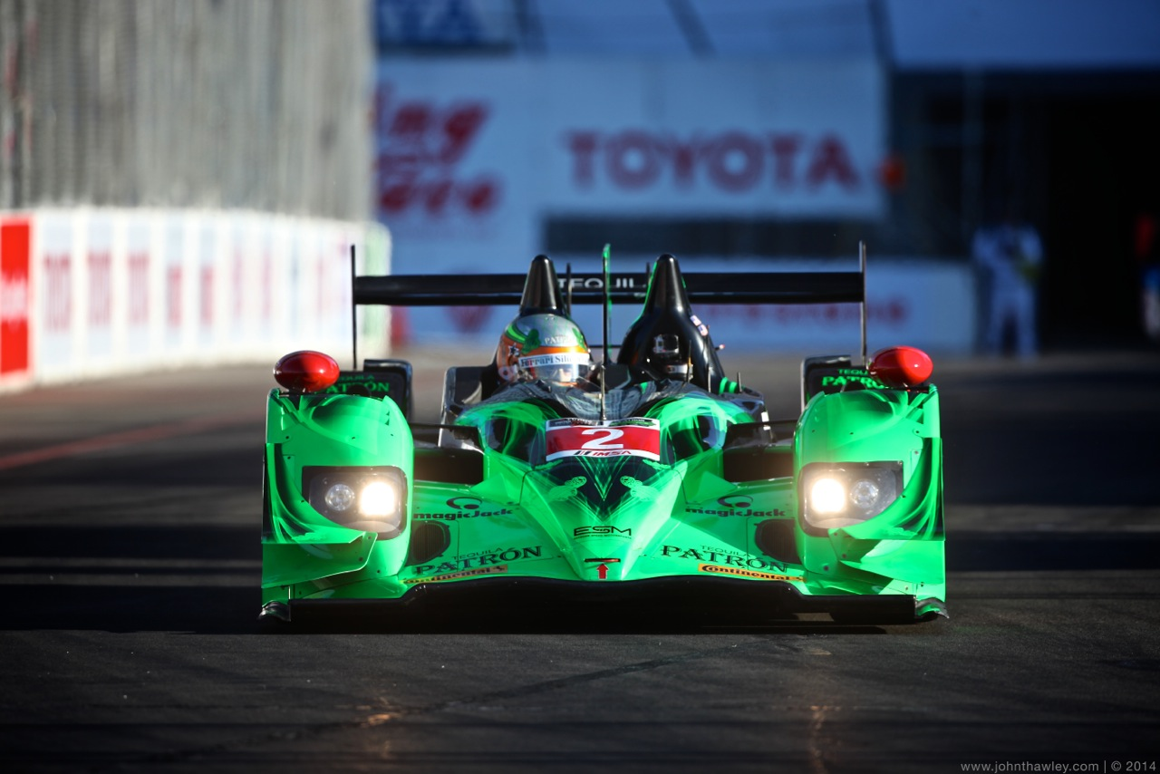 ESM Patrón Ready for Long Beach Street Battle