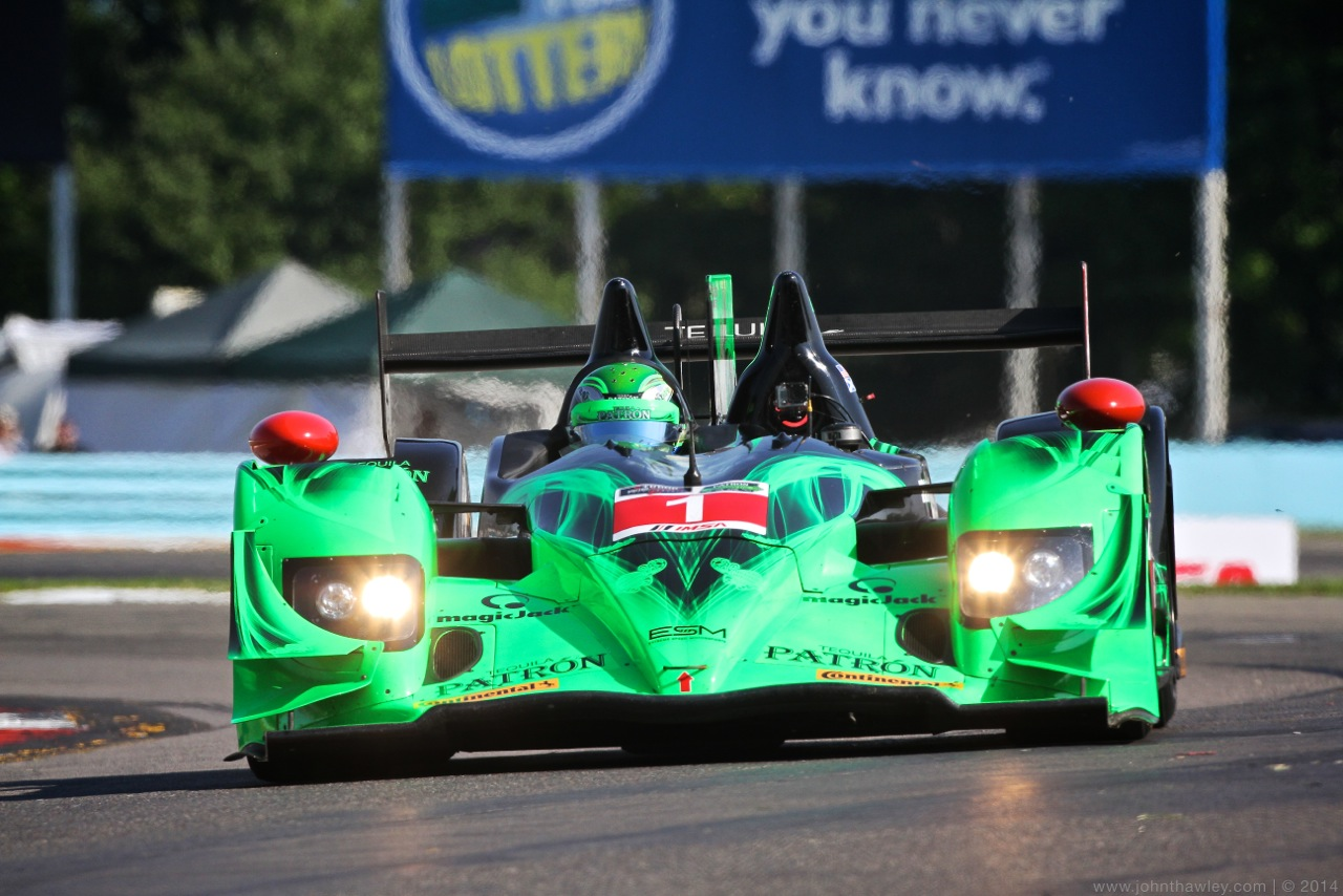 ESM Patrón Qualifies Fifth and Seventh at Watkins Glen