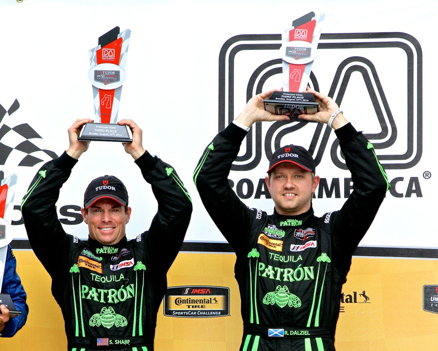 ESM Patrón Returns to Podium