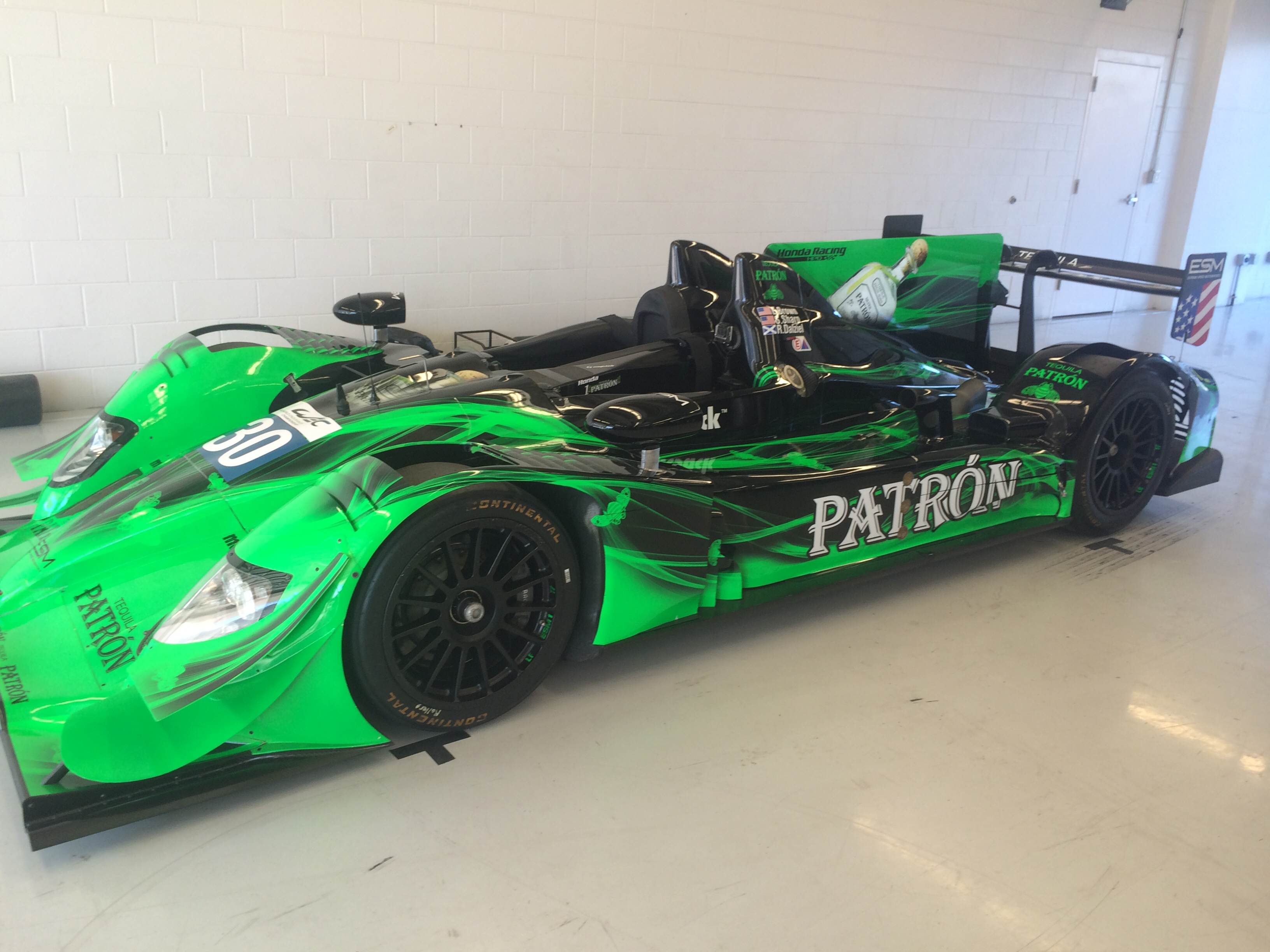 Q&A with Ed Brown on the FIA World Endurance Championship Test at COTA