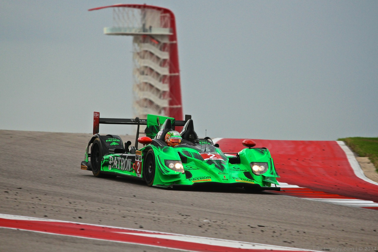 ESM Patrón Qualifies Fifth for  TUDOR Championship Lone Star Le Mans