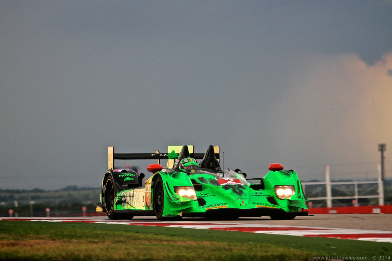 Fourth Place Finish for ESM Patrón during TUDOR Championship in Austin