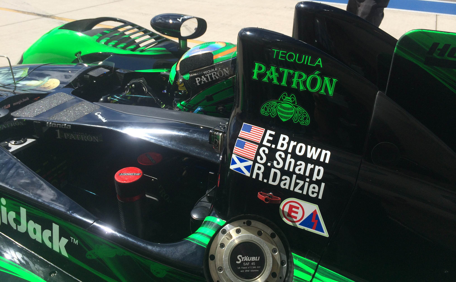 ESM and Tequila Patrón Set for FIA WEC Debut at COTA
