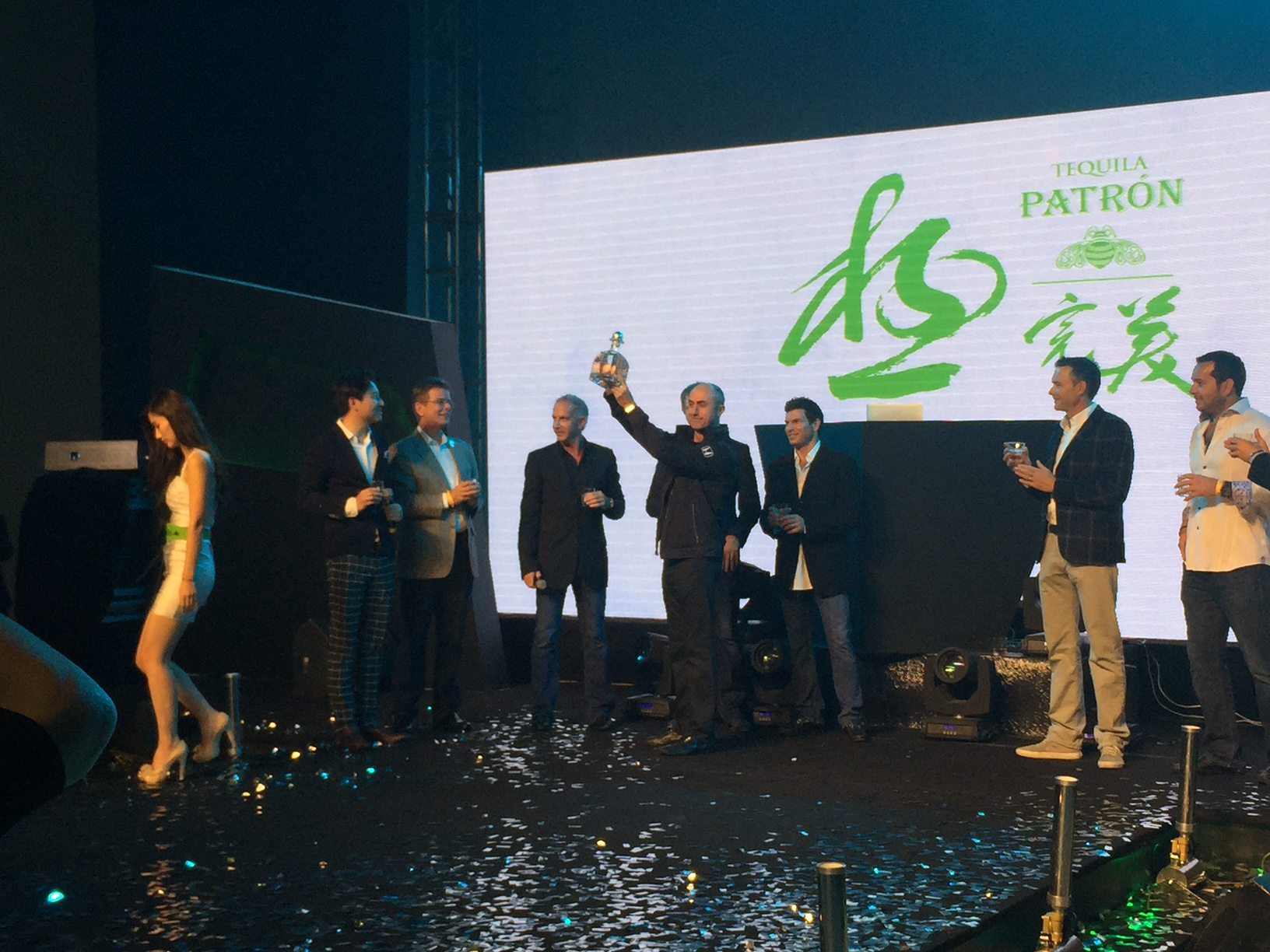 ESM Patrón Honors David Brabham