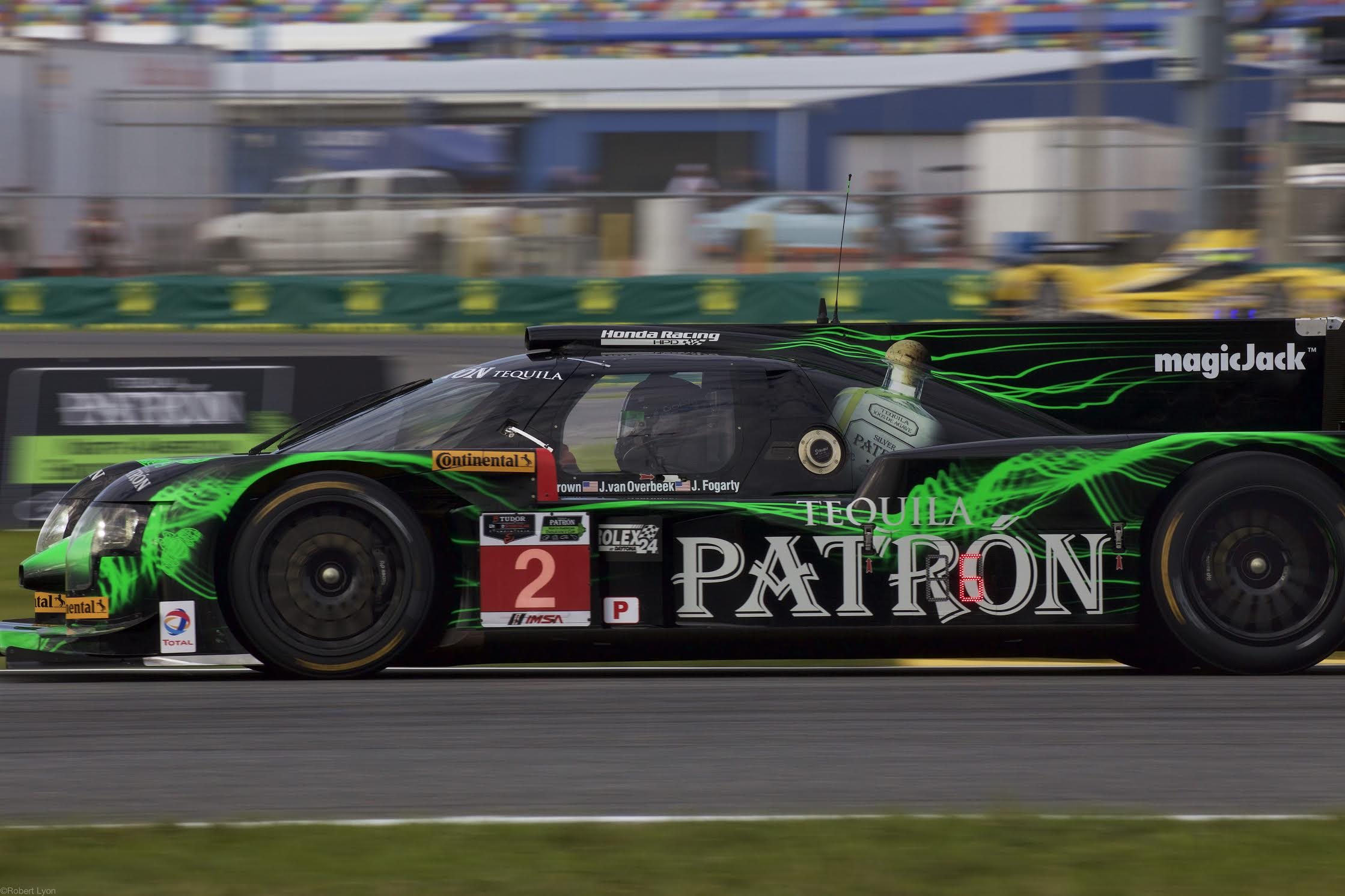 Tequila Patrón ESM Qualifies for Rolex 24 At Daytona