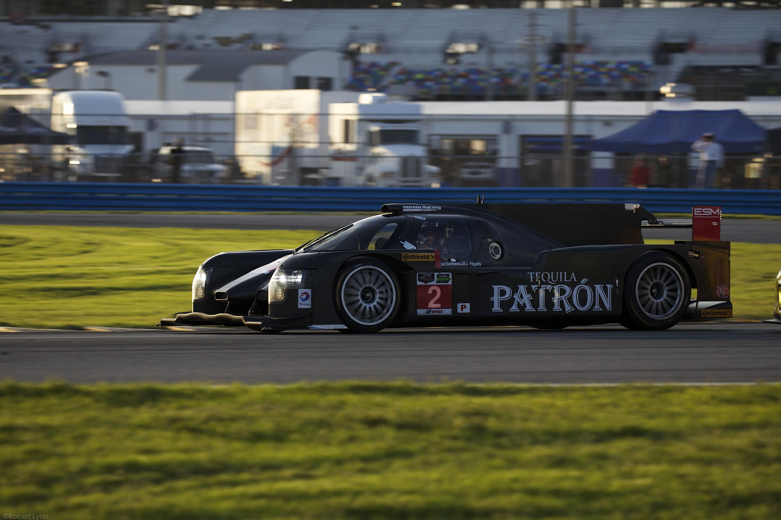 Tequila Patrón ESM Kicks Off 2015 at Roar Before the Rolex 24