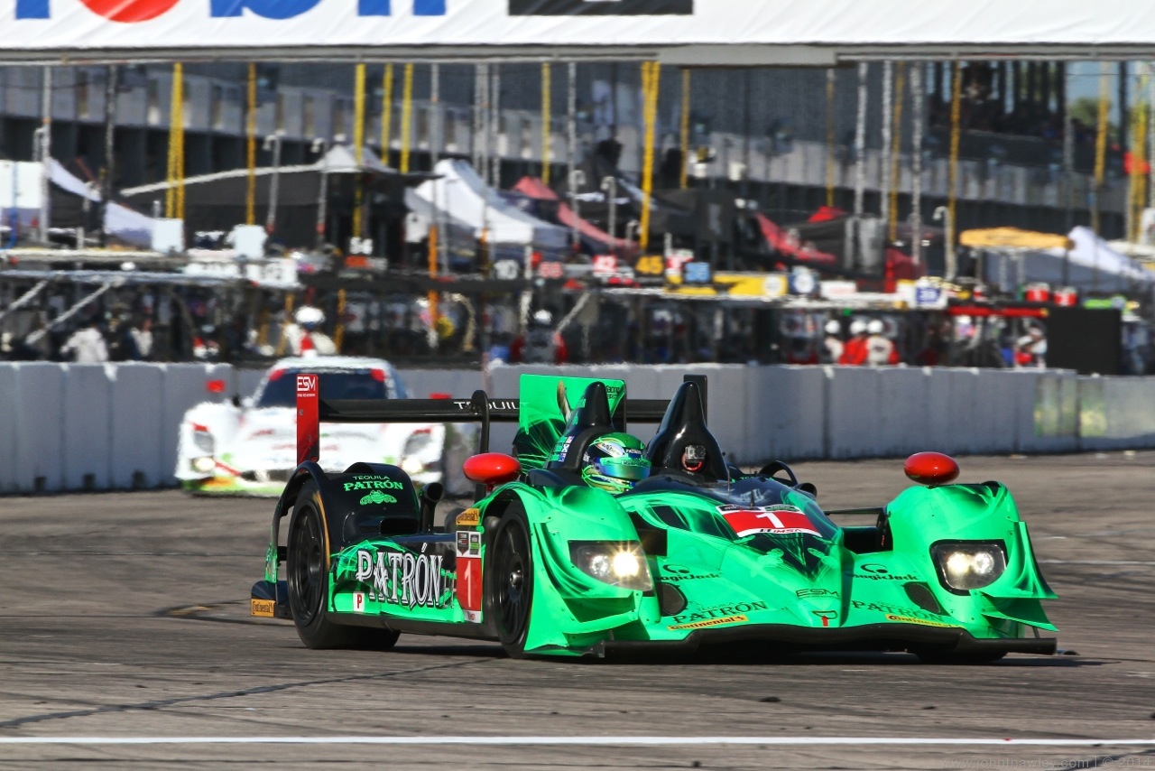 Tequila Patrón ESM Enters 12 Hours of Sebring with Honda ARX-03b Prototypes