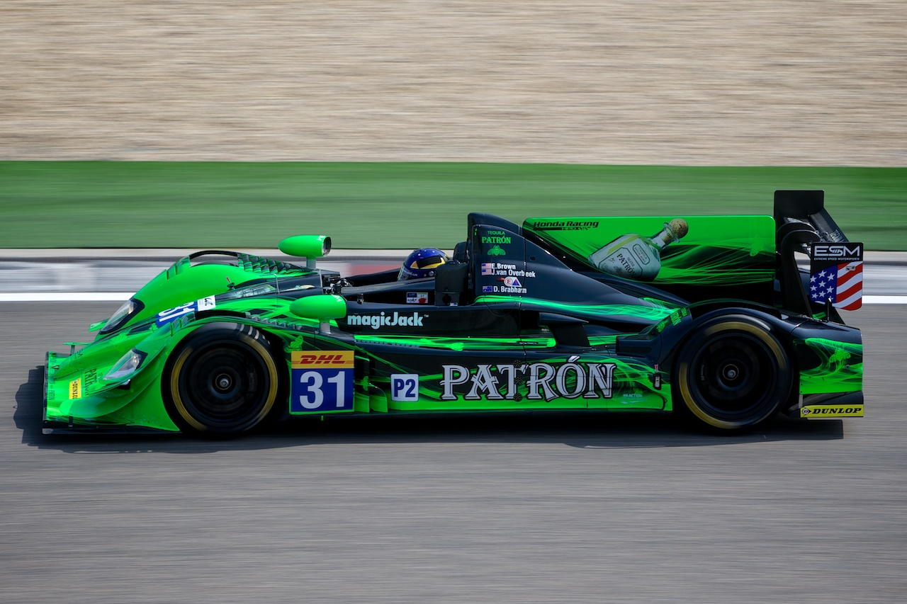 Tequila Patrón ESM Enlists David Brabham for 6 Hours of Silverstone