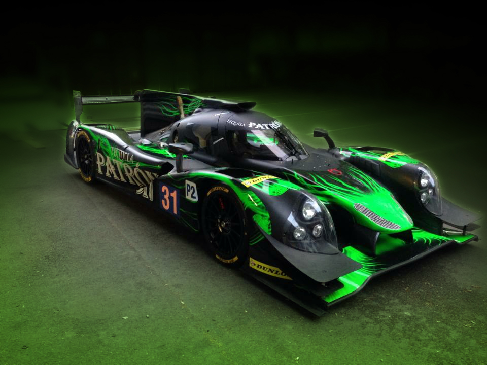 Tequila Patrón ESM Set to Battle in Belgium with Ligier