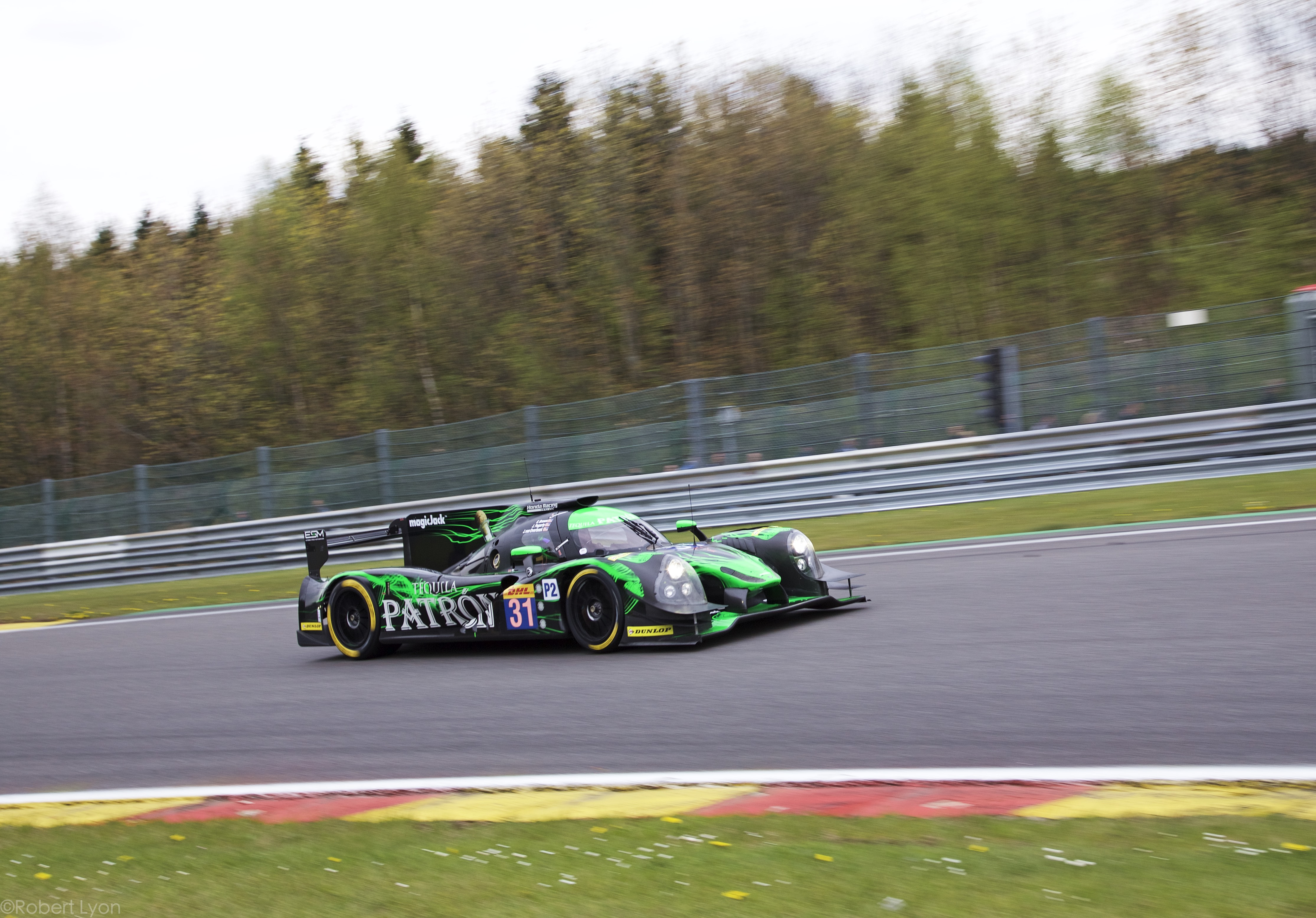 Tequila Patrón ESM Shows Speed and Potential at Spa as the Team Prepares for Le Mans