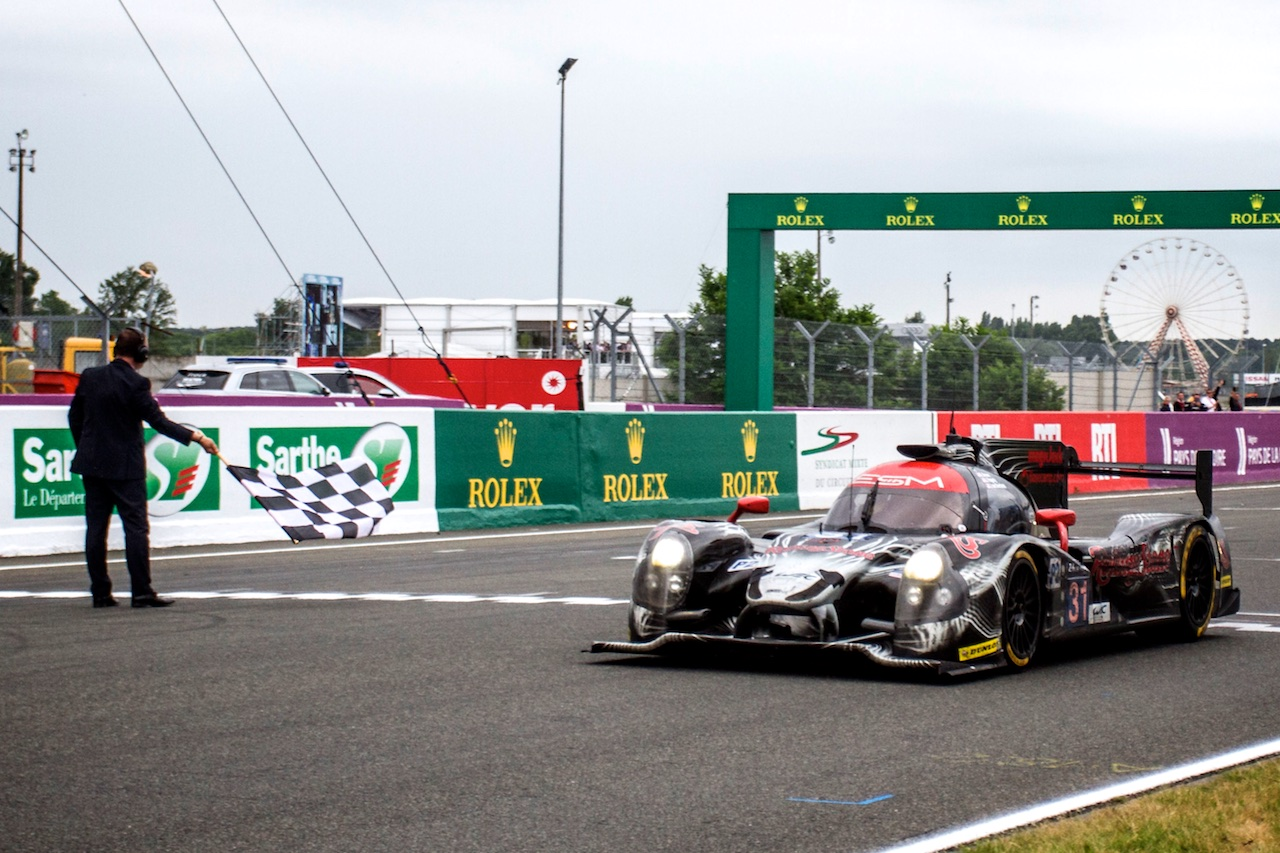 Two Top-10 Finishes for Tequila Patrón ESM in Le Mans Debut