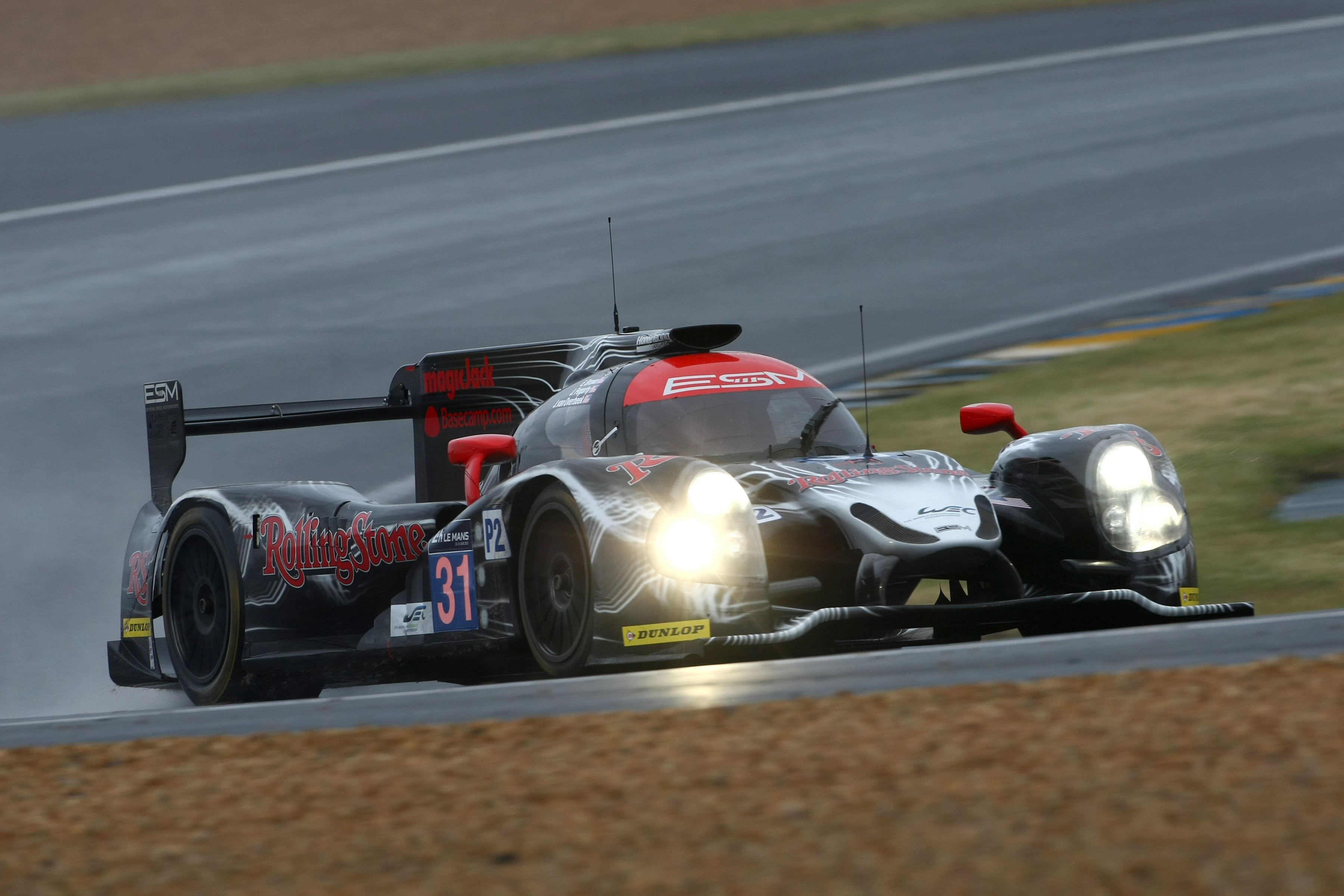 Tequila Patrón ESM Completes Official Le Mans Test Day