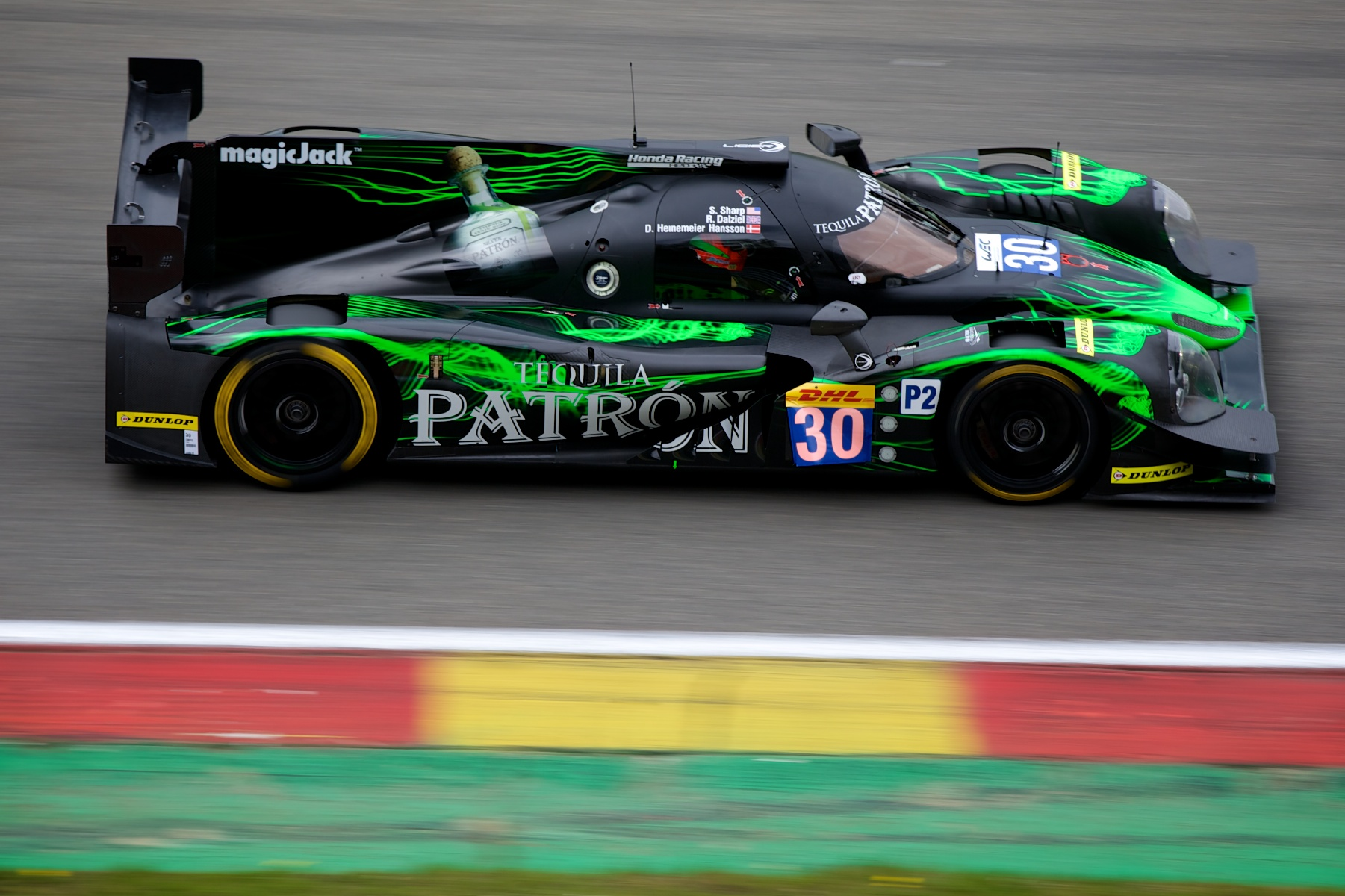 American Homecoming for Tequila Patrón ESM at COTA