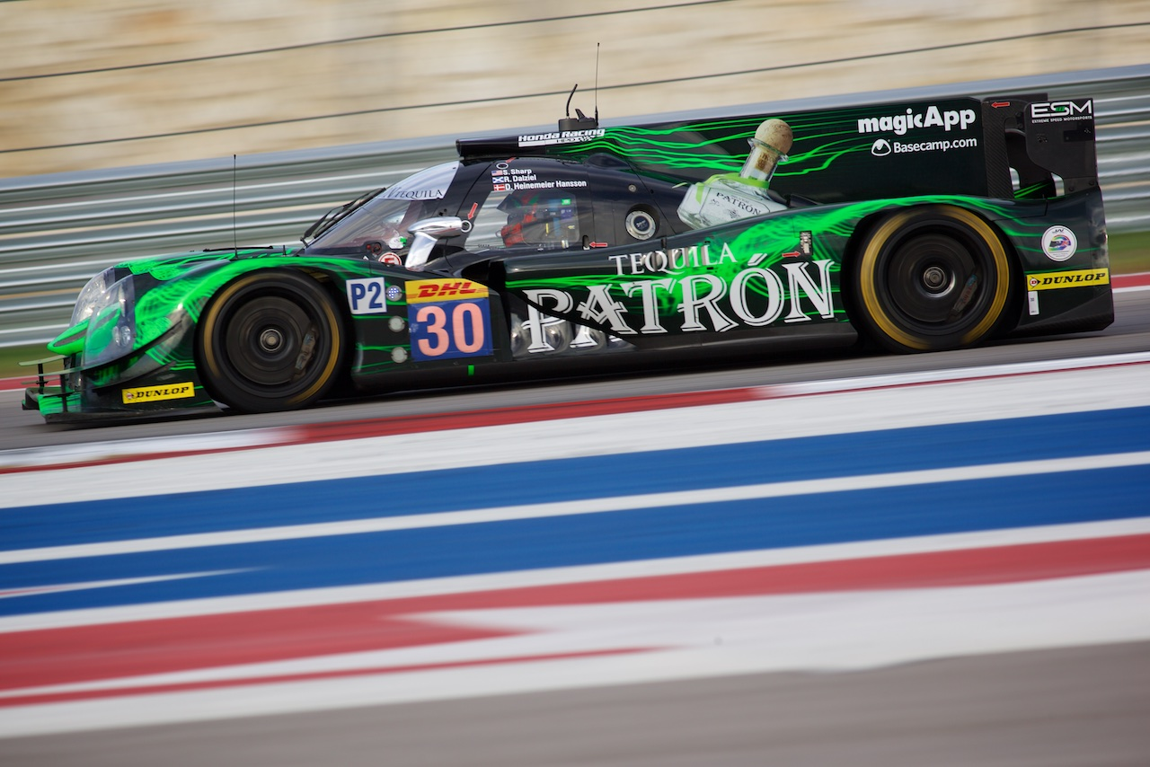 Tequila Patrón ESM Earns Best Finish of FIA WEC Season at COTA