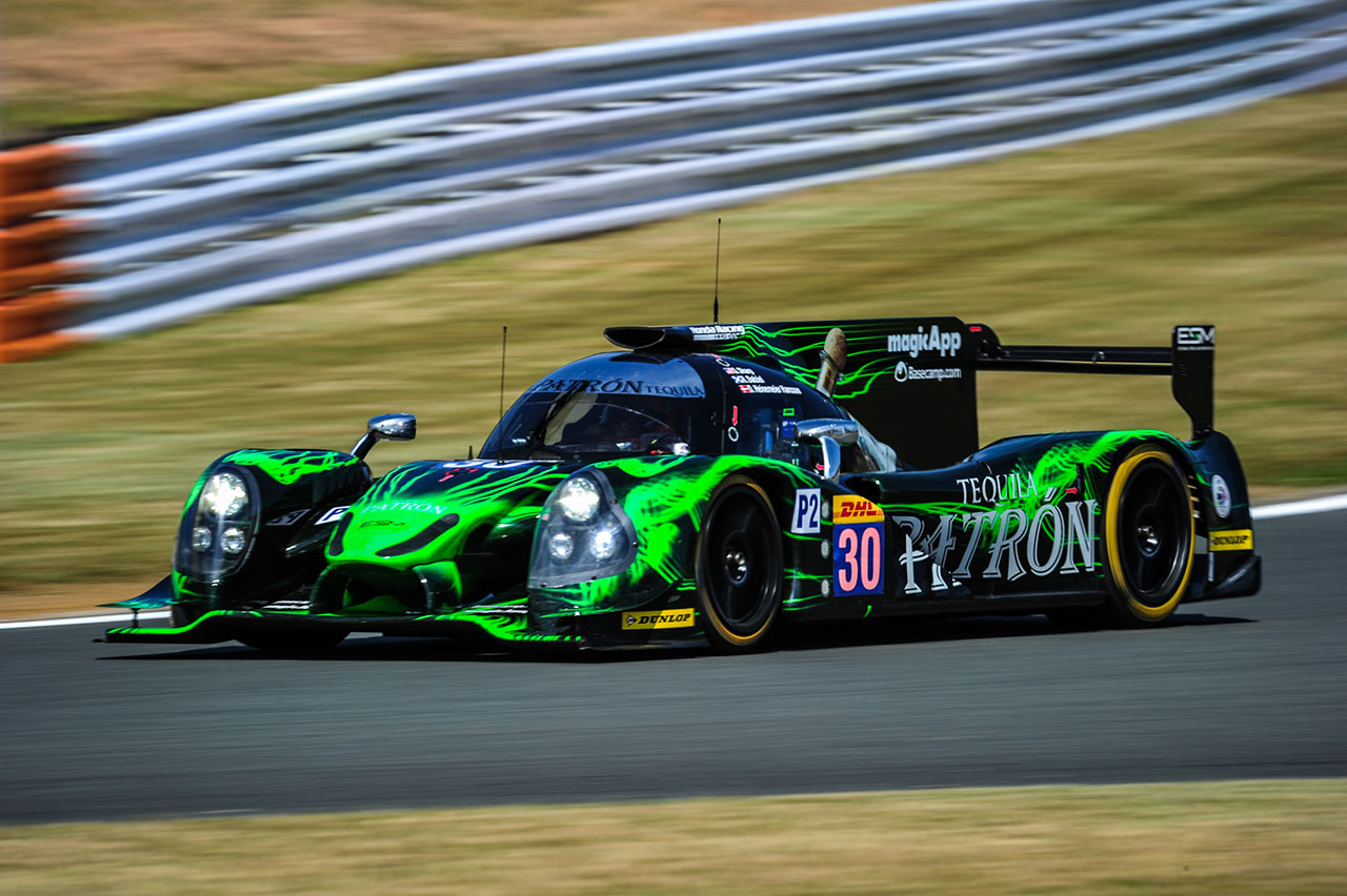 Tequila Patrón ESM Qualifies Sixth and Eighth at Fuji