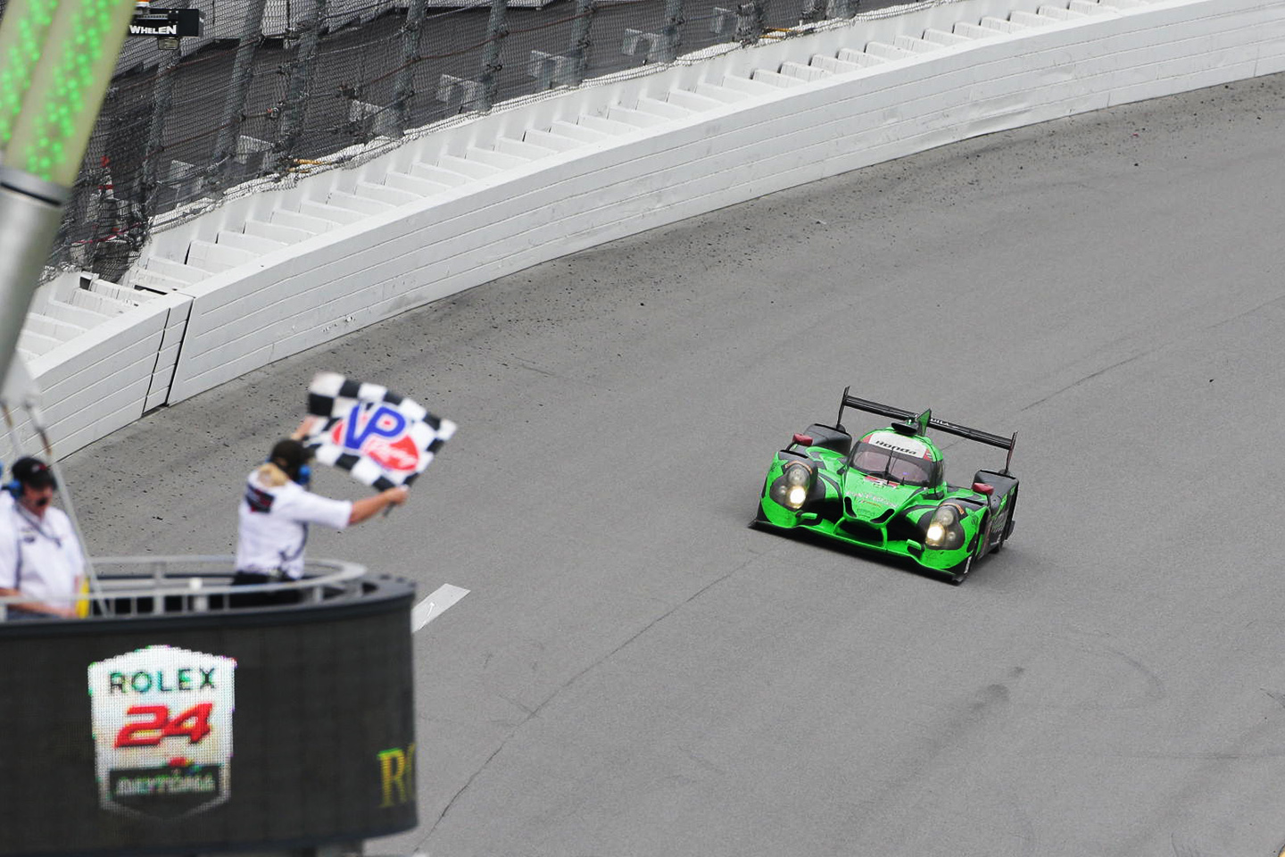 Tequila Patrón ESM Scores Marquee Sports Car Victory at 54th Rolex 24 at Daytona