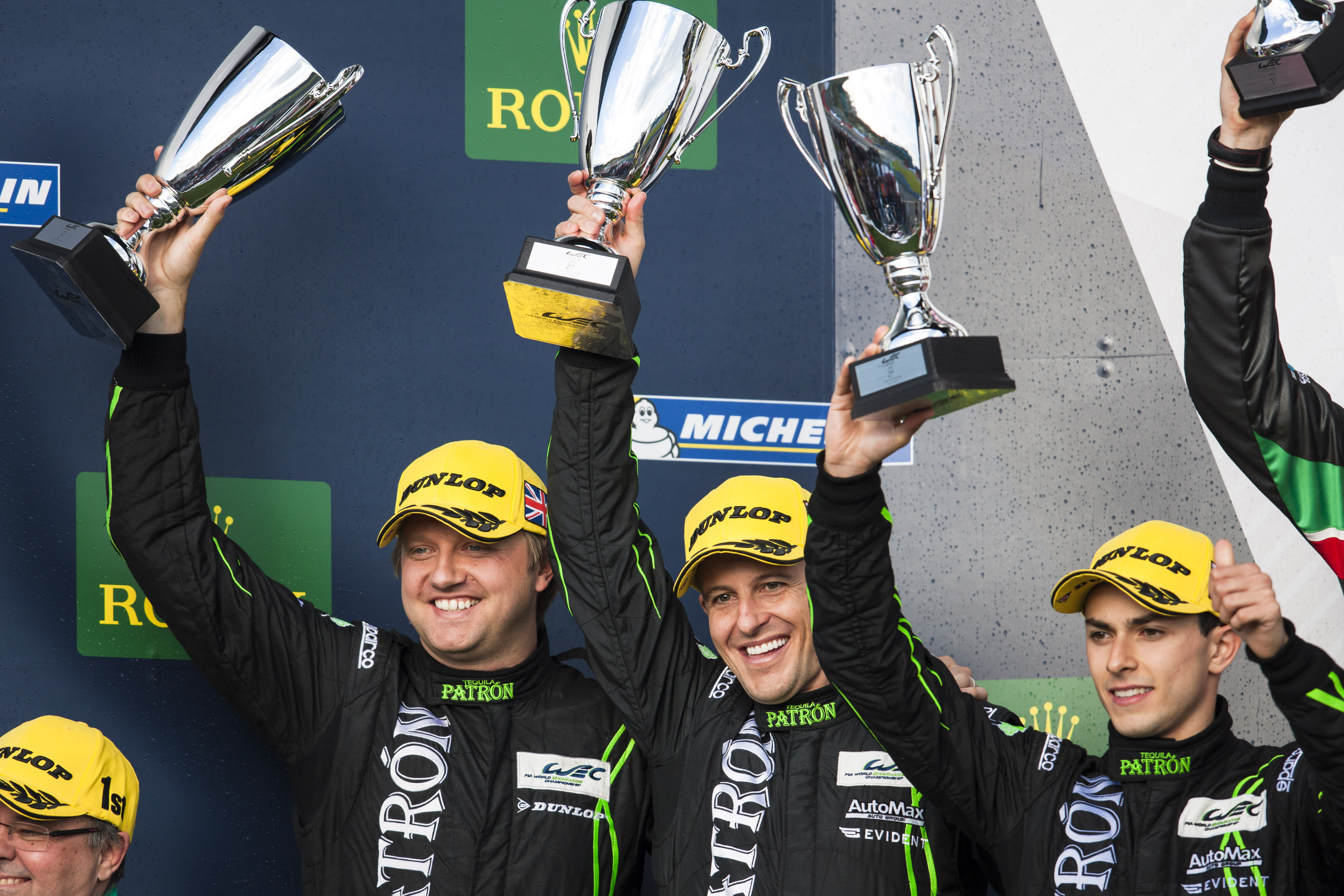 Debrief: 6 Hours of Silverstone Podium Finish for Patrón ESM