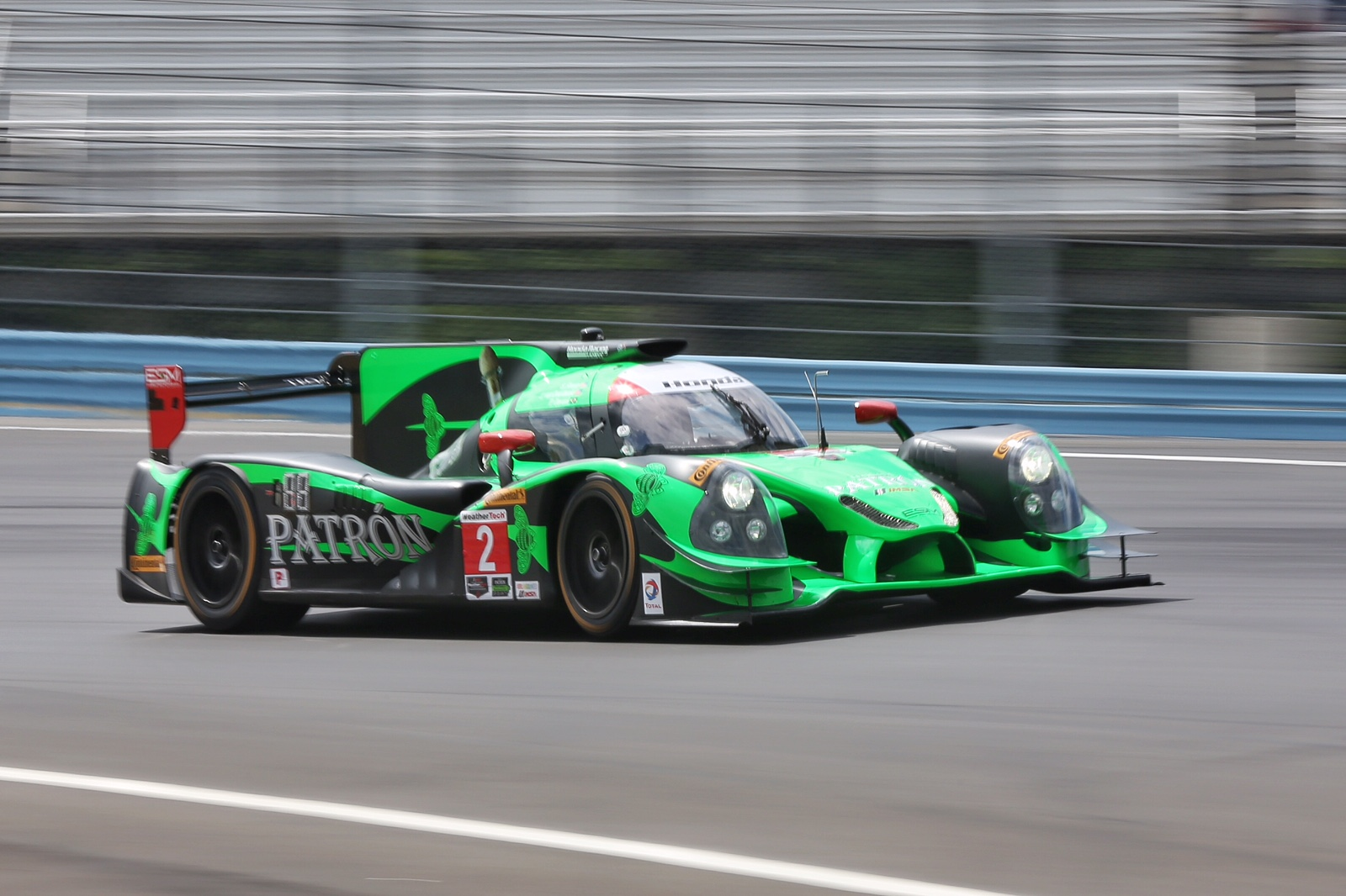 Tequila Patrón ESM's IMSA Return Results in Disappointment