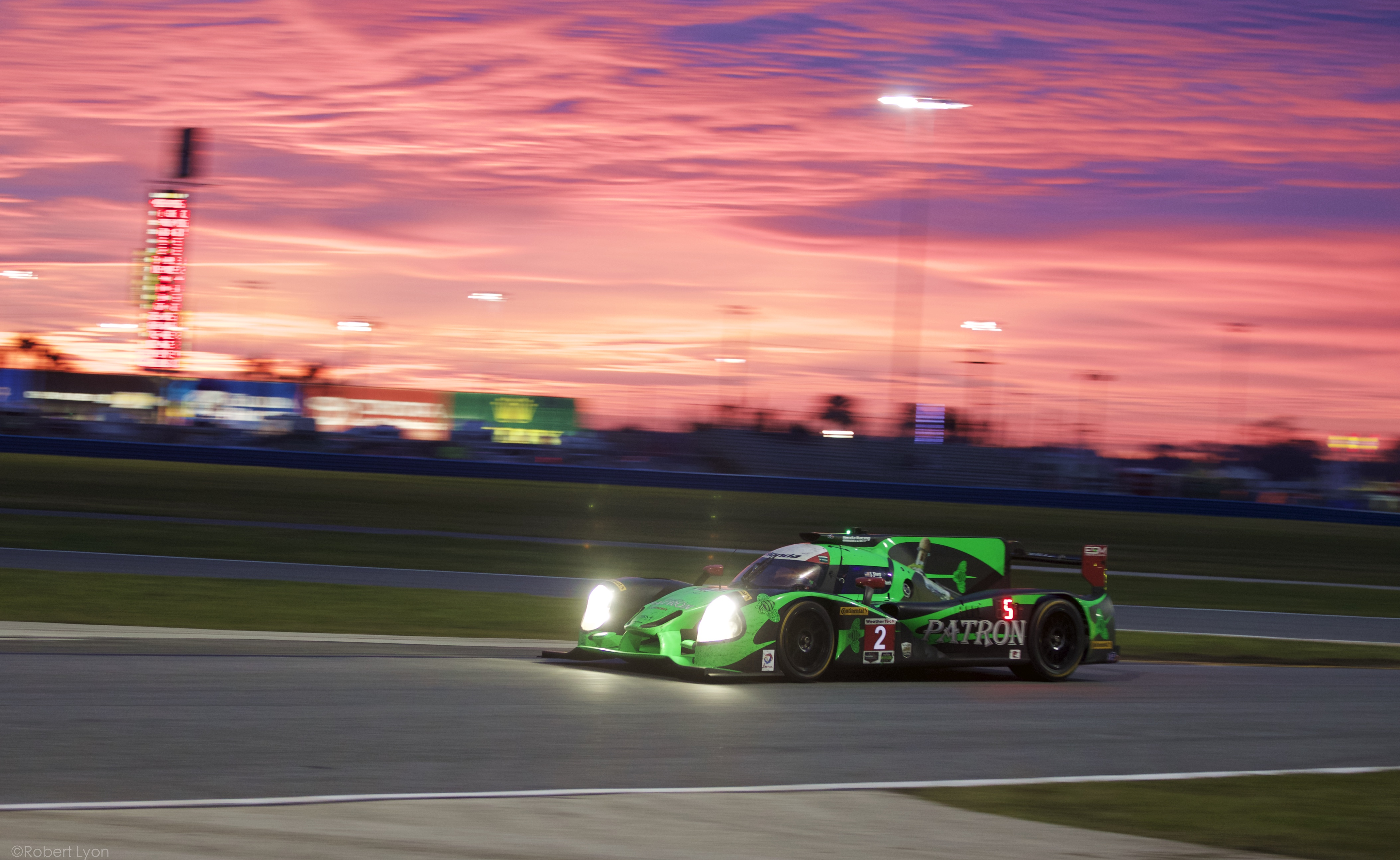 Tequila Patrón ESM Makes Final Fight for Endurance Cup Title at Petit Le Mans