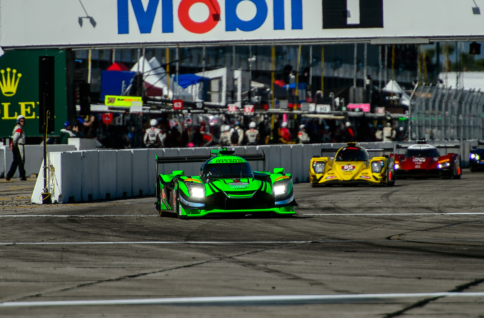 Tequila Patrón ESM Retires Early at Twelve Hours of Sebring