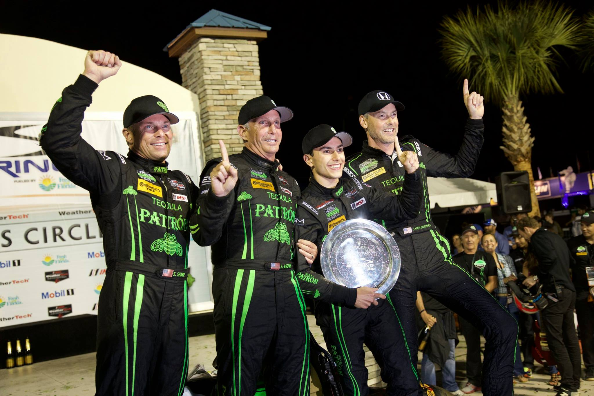 Tequila Patrón ESM Returns to Sebring to Defend Twelve Hour Win
