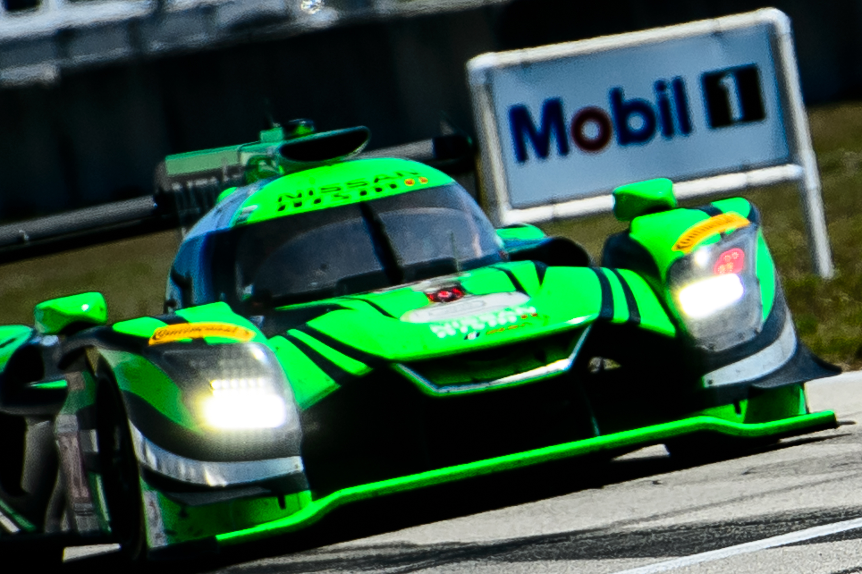 Tequila Patrón ESM Begins Sprint Race Stretch at the Grand Prix at Long Beach