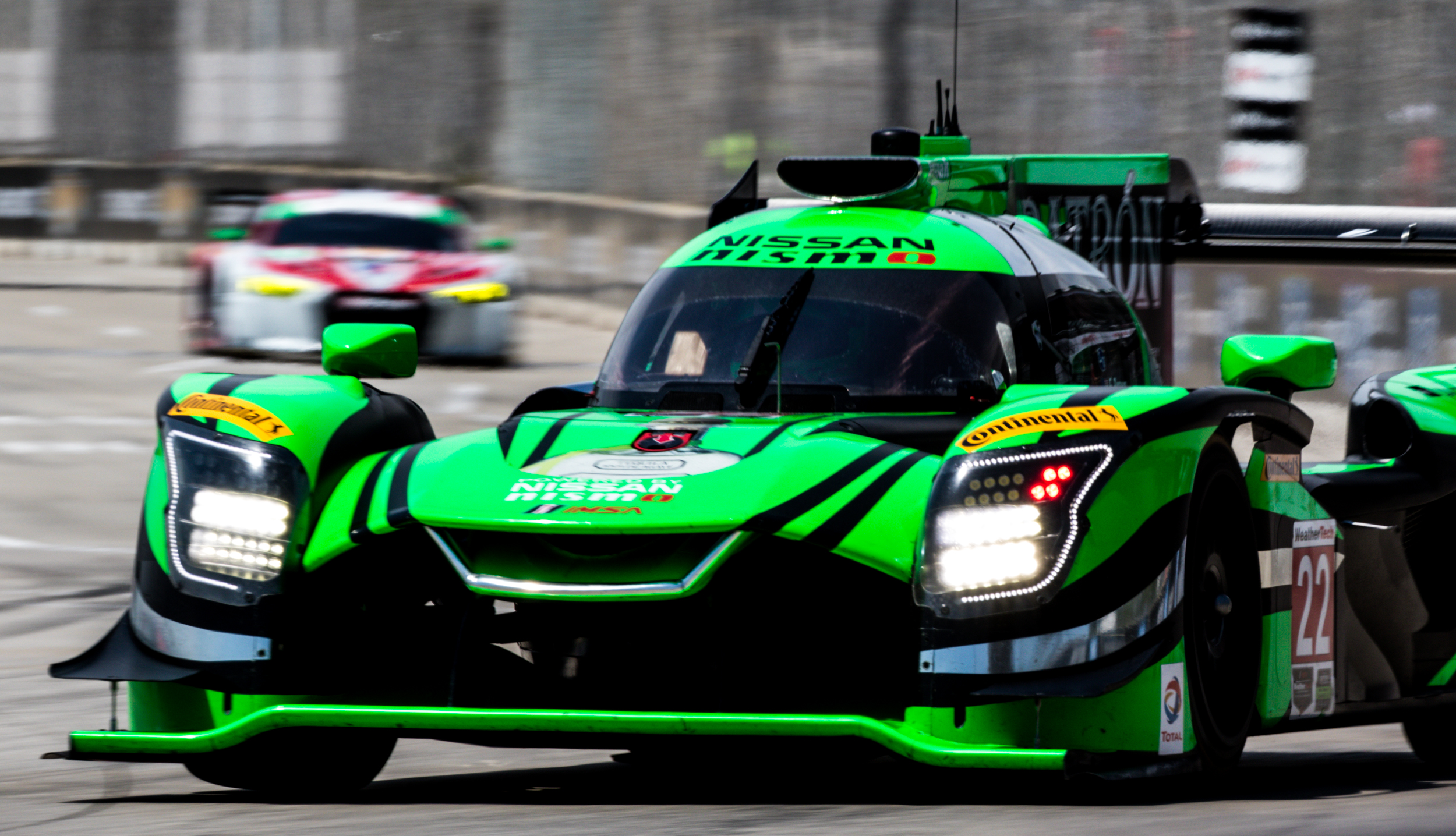 Ed Brown Forced to Withdraw from Tequila Patrón ESM's Watkins Glen Campaign