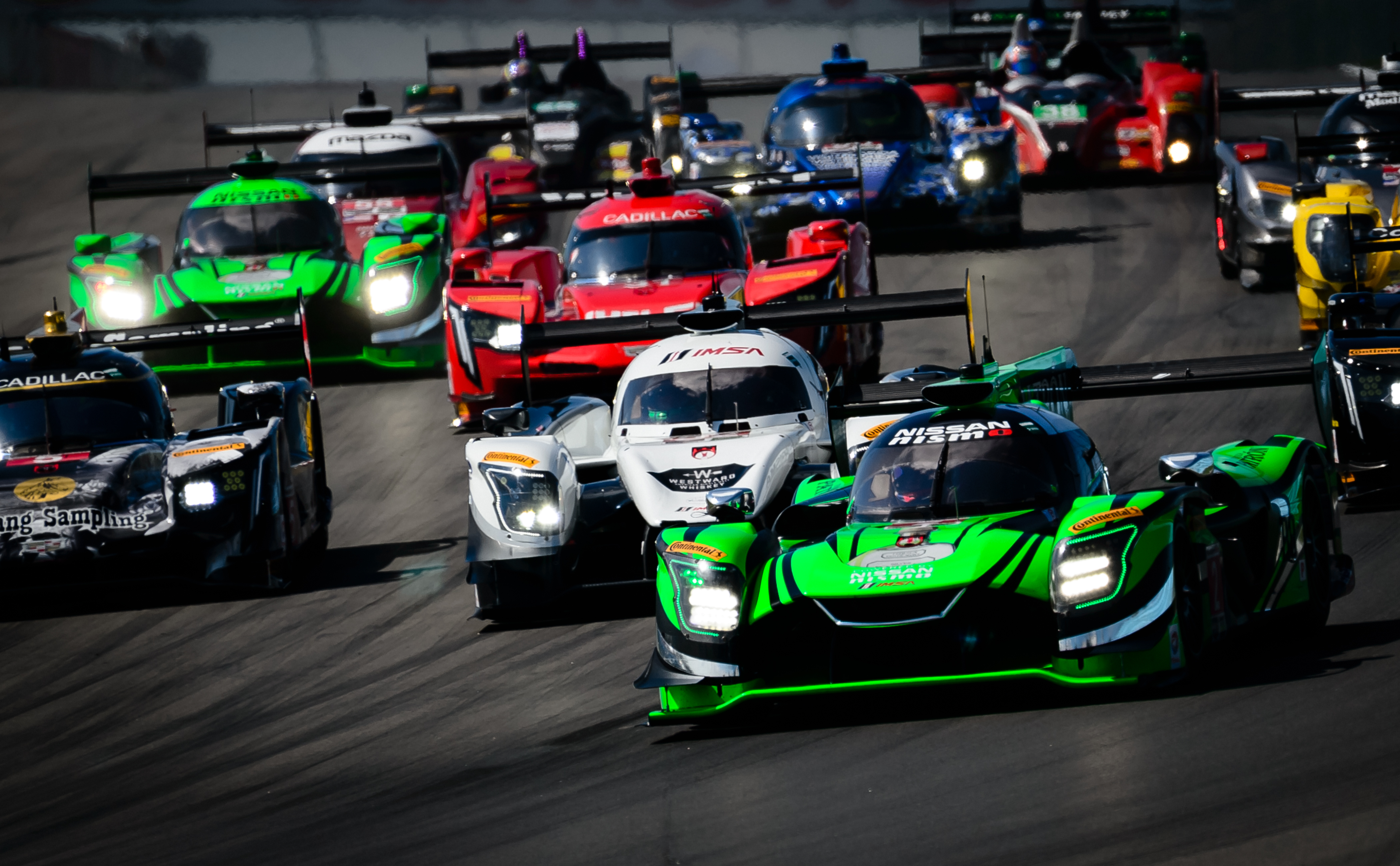 Podium Hopes End in Heartbreak for Tequila Patrón ESM