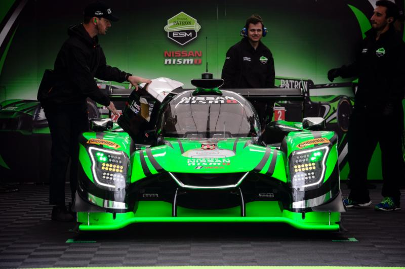 Tequila Patrón ESM Aims to Defend Win at Mazda Raceway Laguna Seca