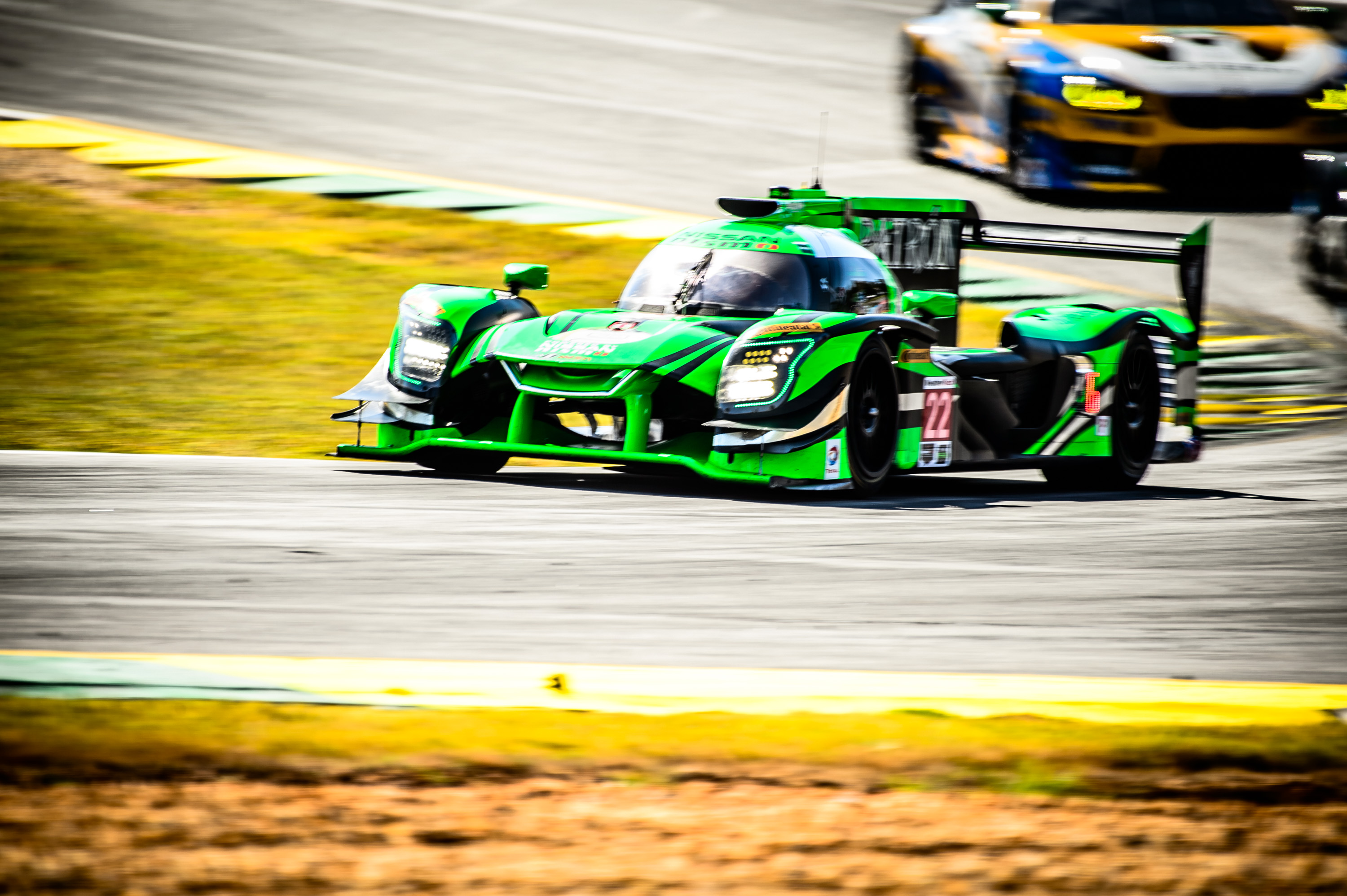 Tequila Patrón ESM Returns to Road Atlanta with Strong Driver Lineup